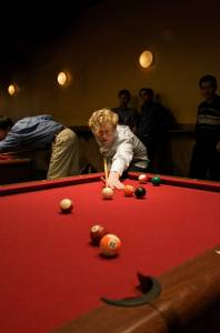 2009 Nate Schmidt Shoots Pool
